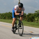 John Tenney finish at Charity Classic 40K TT