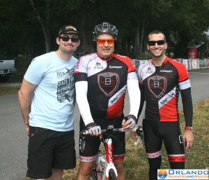 L to R Josh Jiannuzzi 15th, John Tenney 29th, Jeff Macre 20th in RotW Cat 5 road race